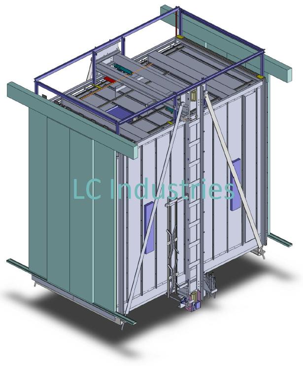 fabrication de cabines d ascenseur vie pratique. Black Bedroom Furniture Sets. Home Design Ideas